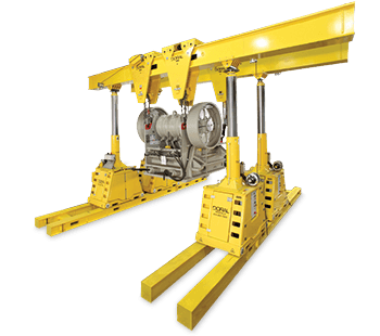 Hydraulic Gantries